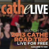 Watch the 2013 Cathe Road Trip Live!
