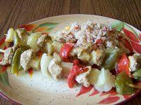 Garlic Lime Chicken Marinade