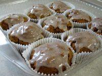 Cinnamon Pumpkin Protein Muffins