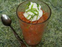 Coconut Lime Watermelon Ice