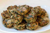 Turkey Spinach Meatloaf Muffins