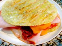 Low Carb, Gluten Free, Grilled Cheese PLUS!