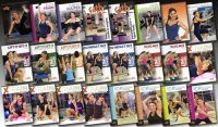 Cathe's May 2016 Workout Rotation