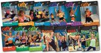 Cathe's January 2020 Workout Rotation