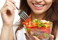 Eating more vegetables