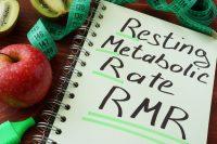 measure resting metabolic rate