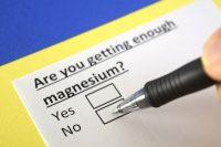 Magnesium supplement
