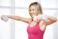 Lifting light weights
